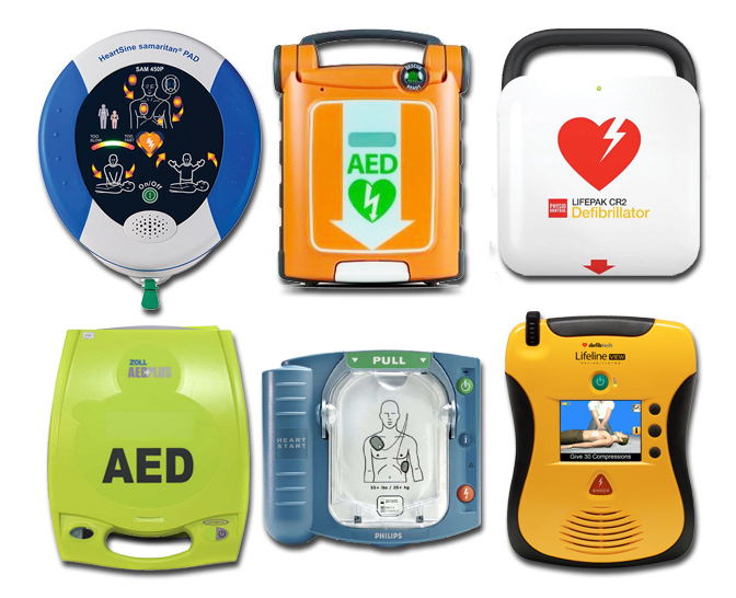 buy AED machines